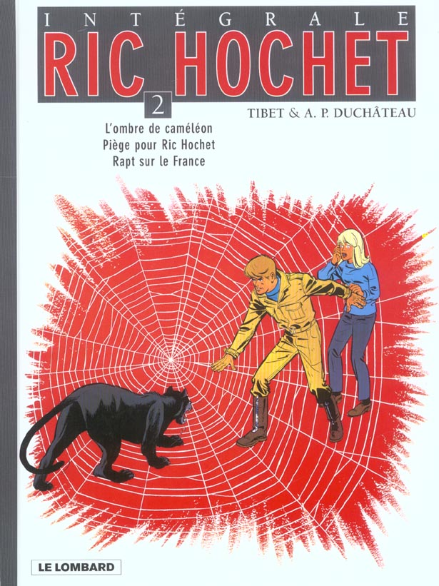 Ric Hochet ; INTEGRALE VOL.2