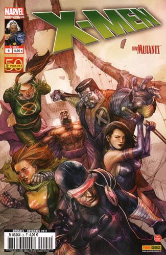 X-Men V2 09