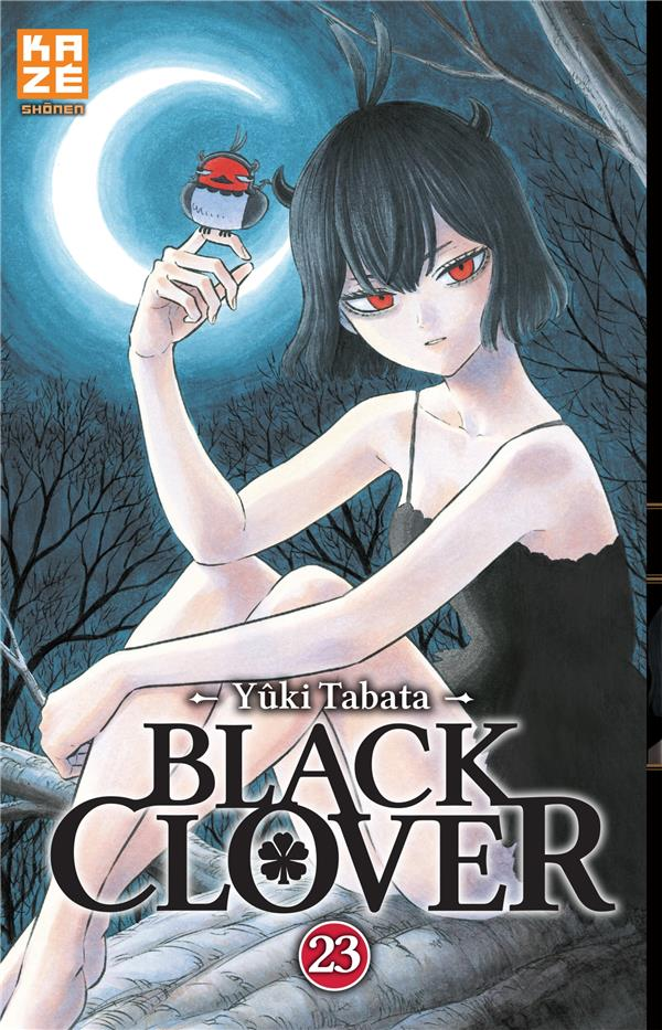 BLACK CLOVER T.23 TABATA, YUKI