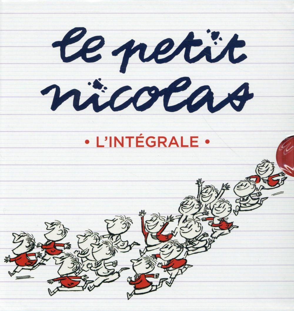 Le Petit Nicolas ; coffret Intégrale