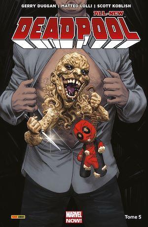 All-New Deadpool T05