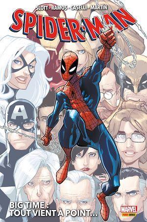 Spider-Man : Big Time T01