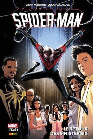 Spider-Man Legacy (2016) : Le retour des Sinister Six
