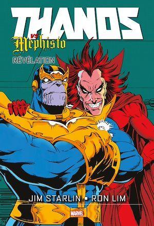 Thanos vs Mephisto : Révélation