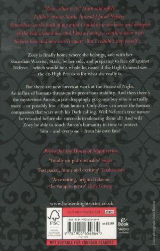 Destined t.9 ; house of night novel