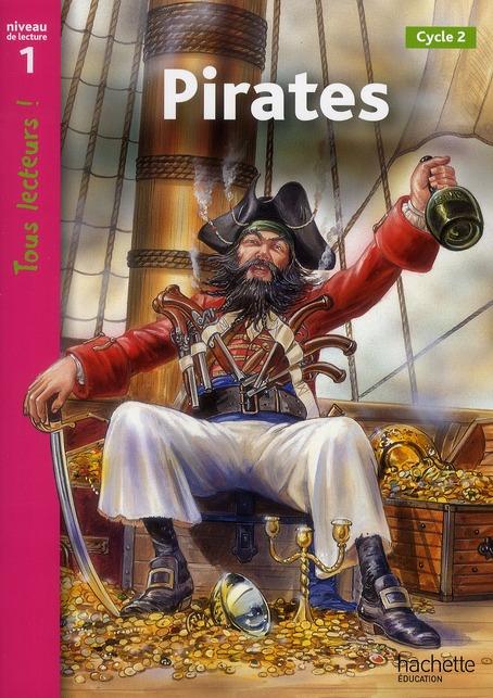 Tous Lecteurs !; Pirates ; Niveau 1