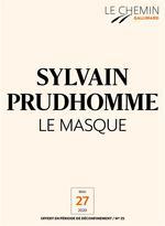 Vente EBooks : Le Chemin (N°25) - Le Masque  - Sylvain Prudhomme