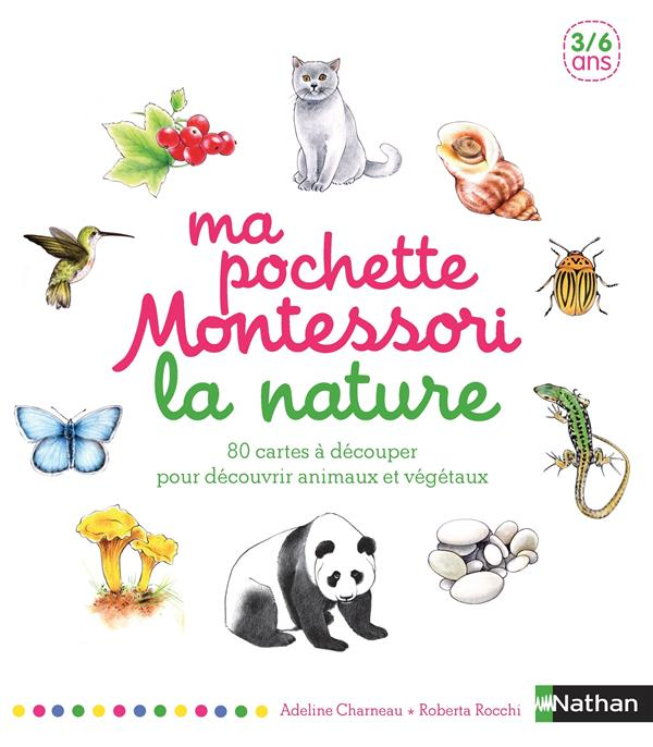 Ma Pochette Montessori ; La Nature