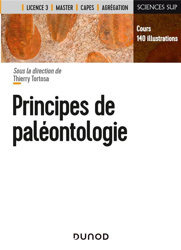 Principes De Paleontologie