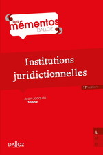 Vente EBooks : Institutions juridictionnelles - 17e ed.  - Jean-Jacques Taisne