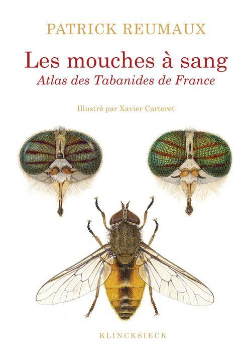 Les mouches à sang ; atlas de tabanides de France