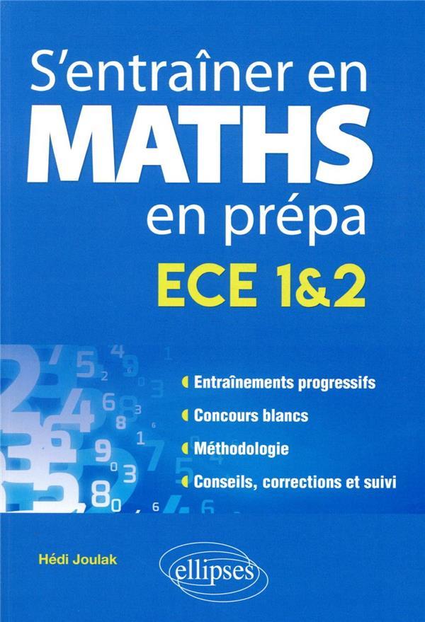S'entraîner en mathéatiques ; ECE
