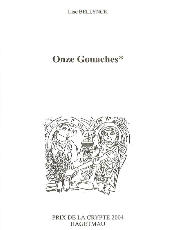 Onze gouaches