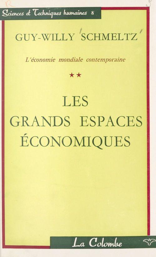 L'économie mondiale contemporaine (2)