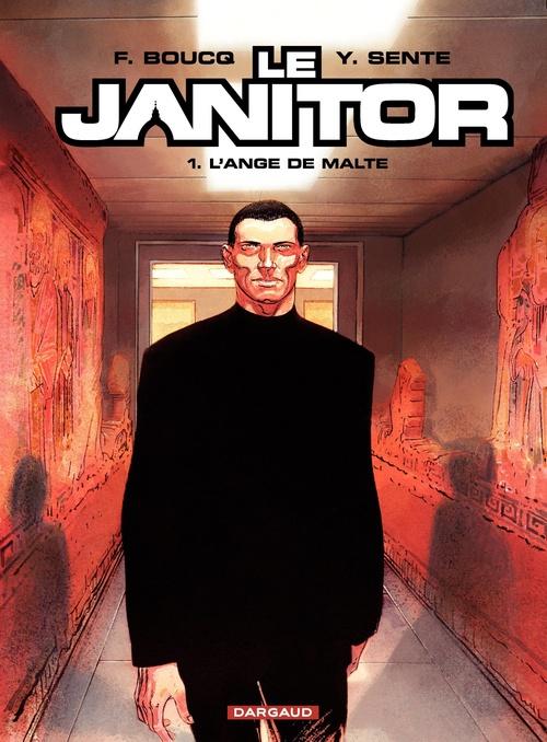 Le Janitor T.1 ; l'ange de Malte