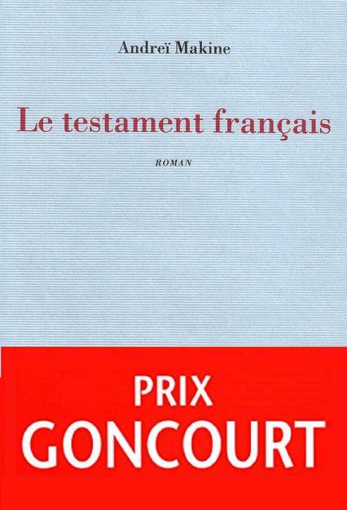 Le testament francais