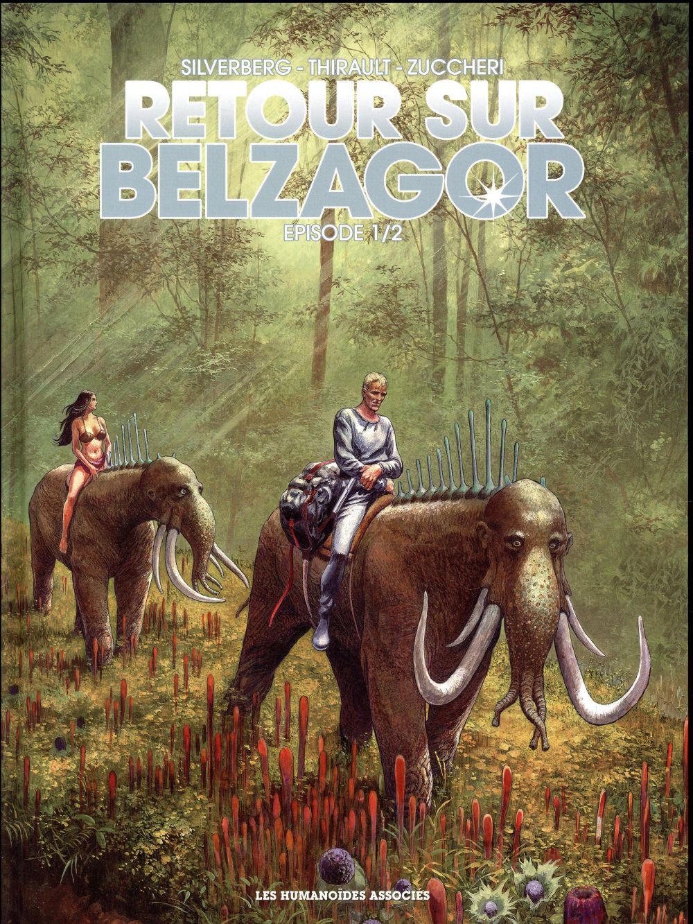retour sur Belzagor t.1