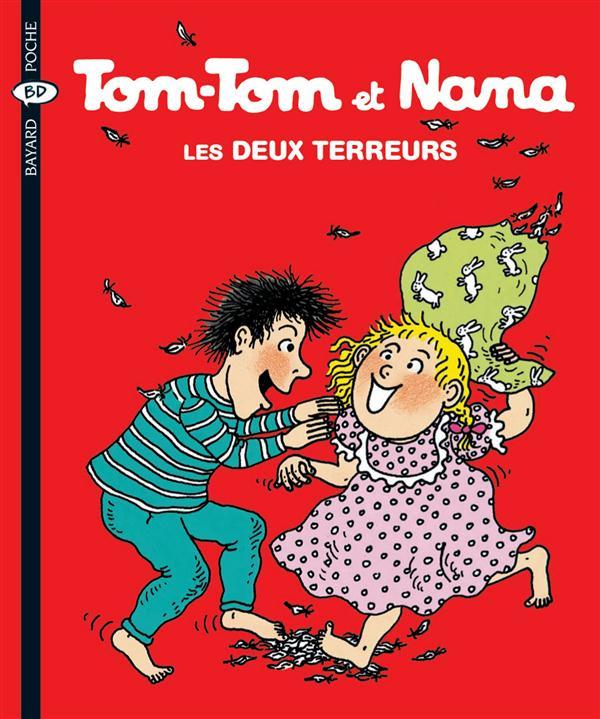 Tom-Tom et Nana T.8 ; les deux terreurs (édition 2004)