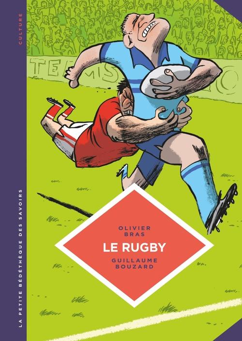 La petite bédéthèque des savoirs T.15 ; le rugby