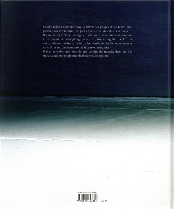 Cinquantièmes hurlants ; îles Falkland