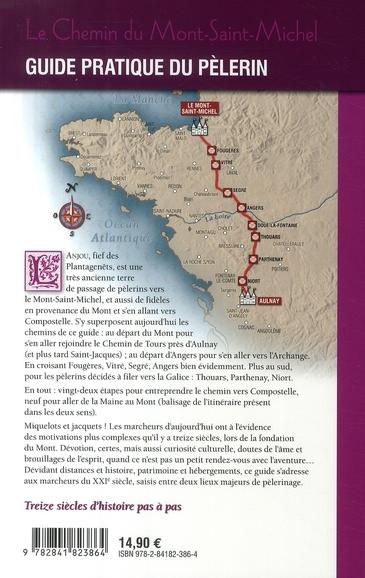 Le chemin du mont Saint-Michel, voie des Plantagenets