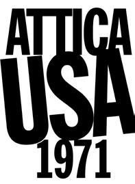 Attica, USA, 1971