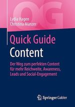 Quick Guide Content  - Christina Munzer - Lydia Hagen