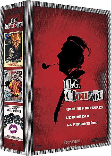 H.G. Clouzot - Quai des orfèvres + Le corbeau + La prisonnière