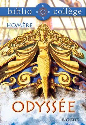 Bibliocollège - Odyssée, Homère