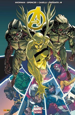 Avengers (2013) T03