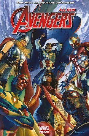 All-New Avengers (2016) T01