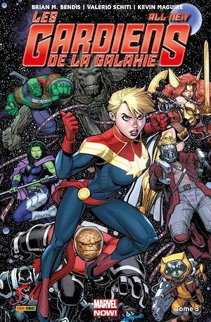 All-New Les Gardiens de la Galaxie (2015) T03