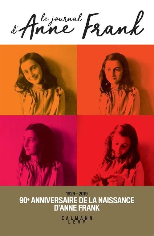 Journal Anne Frank (Edition 2019)
