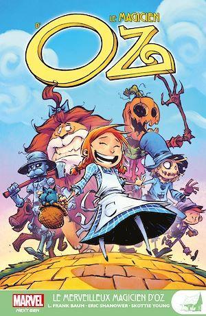 Le Magicien d'Oz : Le merveilleux magicien d'Oz