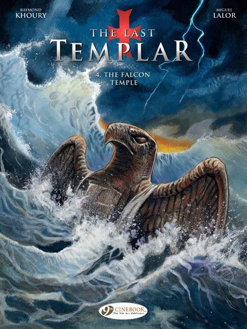the last templar t.4 ; the falcon temple