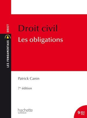 Droit civil ; les obligations