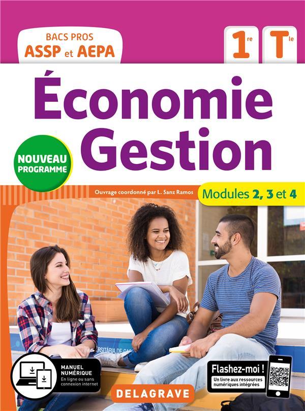 ECONOMIE-GESTION 1RE, TLE BAC PRO ASSP ET AEPA (2020) - POCHETTE ELEVE