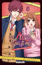 Vente Livre Numérique : Be-Twin you and me T05  - Saki Aikawa