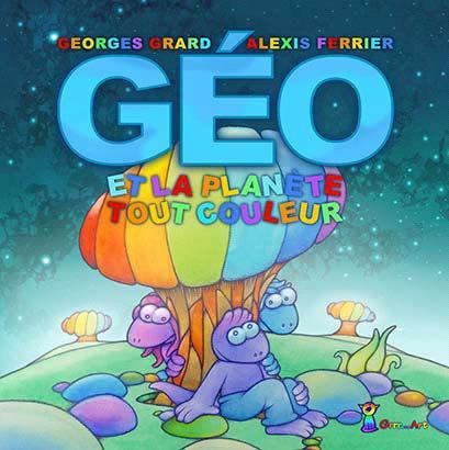 Géo et la planète tout couleur