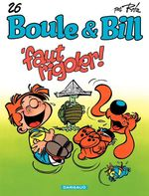 Vente Livre Numérique : Boule et Bill - tome 26 - Faut Rigoler !  - Roba