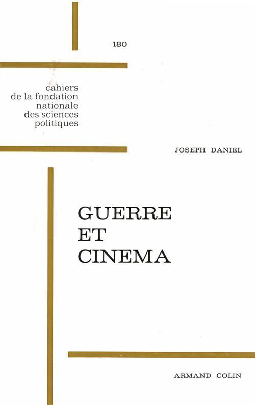 Guerre et cinéma