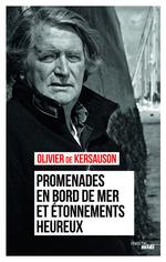 Vente Livre Numérique : Promenades en bord de mer et étonnements heureux  - Olivier de KERSAUSON