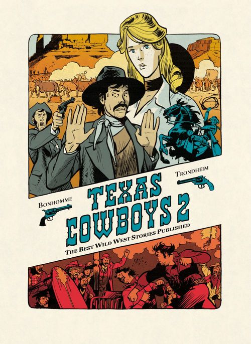 Texas cowboys t.2