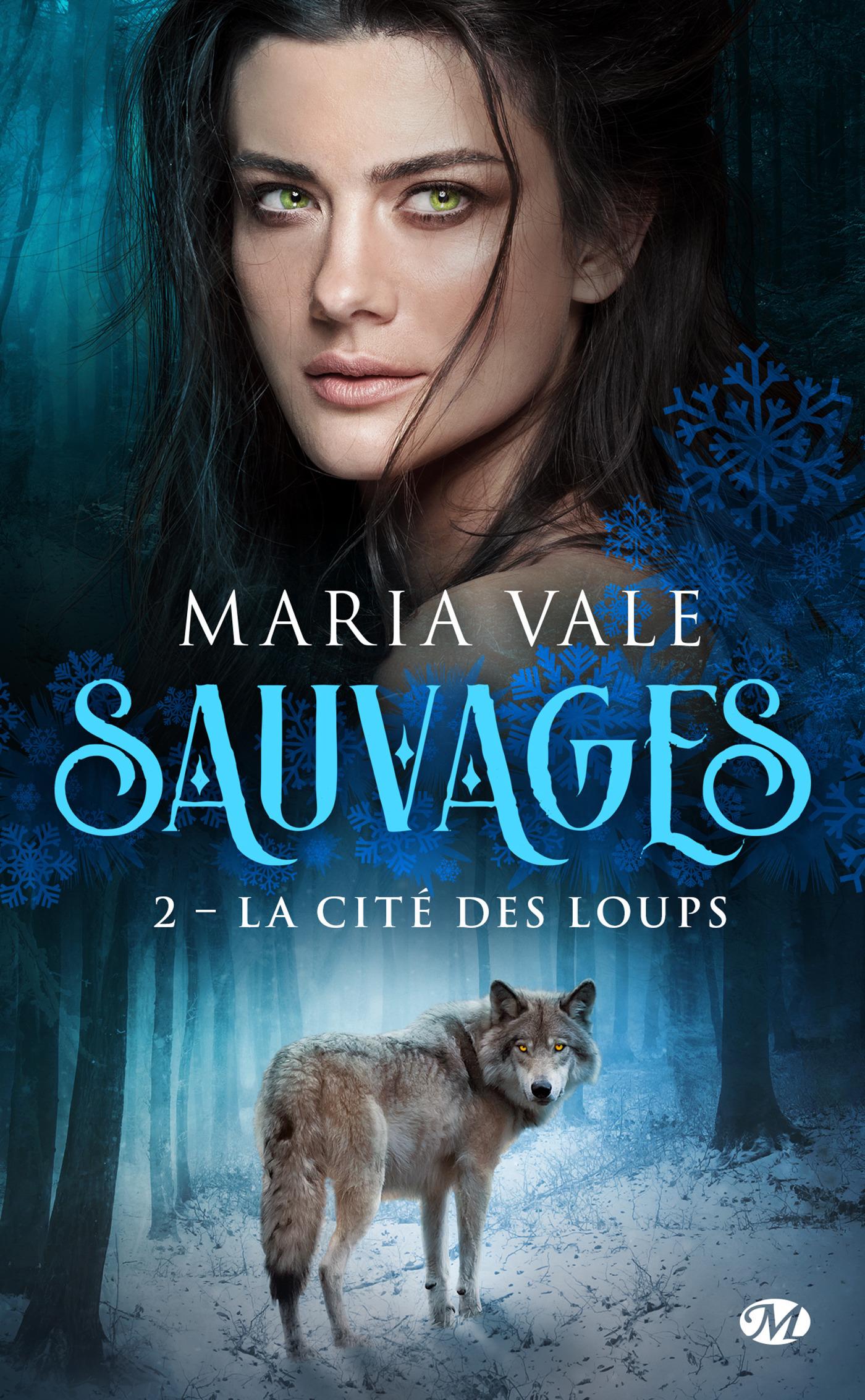 Sauvages T.2 ; la cité des loups