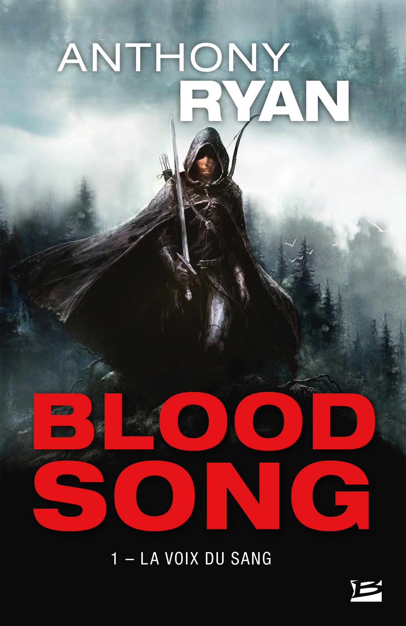 Blood song T.1 ; la voix du sang