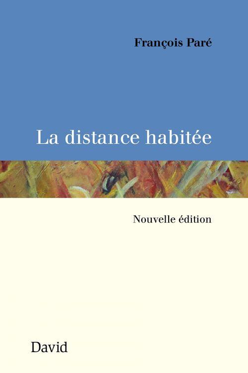 La distance habitée (2e édition)