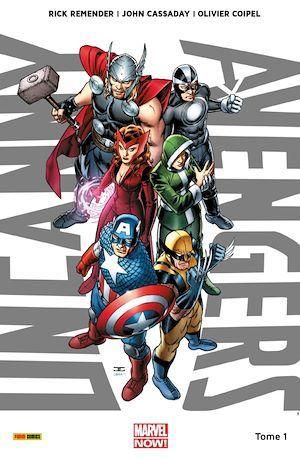 Uncanny Avengers (2013) T01