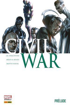 Civil War T00 - Prelude