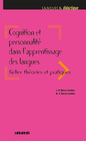 Cognition et personnalité dans l'apprentissage des langues - Ebook