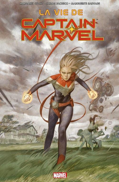 La vie de Captain Marvel